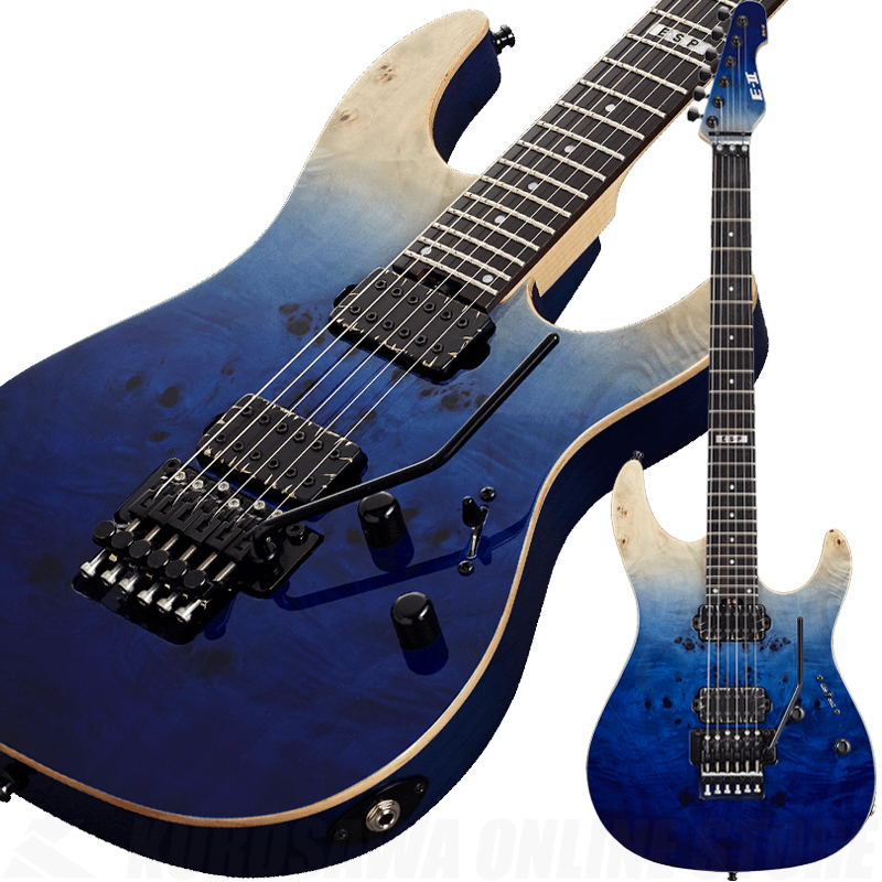 E-II SN-2(Blue Natural Fade)【受注生産品】(ご予約受付中)【ONLINE STORE】