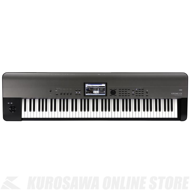 KORG KROME-88 EX《88鍵》【送料無料】《ご予約受付中》【ONLINE STORE】