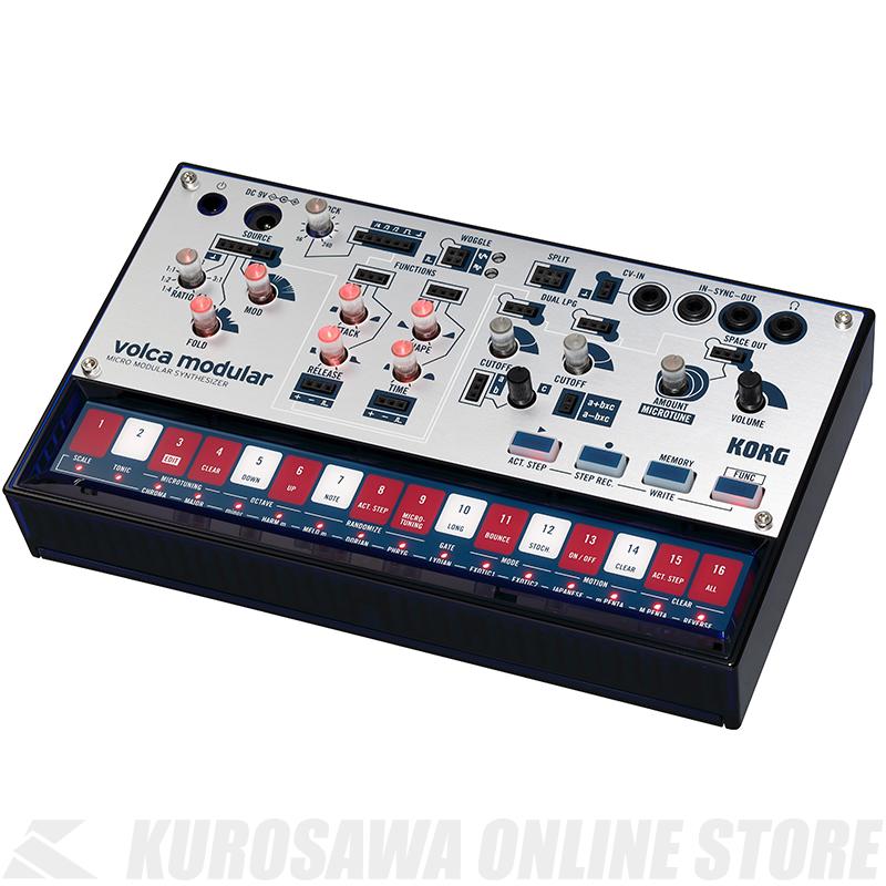 KORG volca modular【送料無料】 《ご予約受付中》【ONLINE STORE】