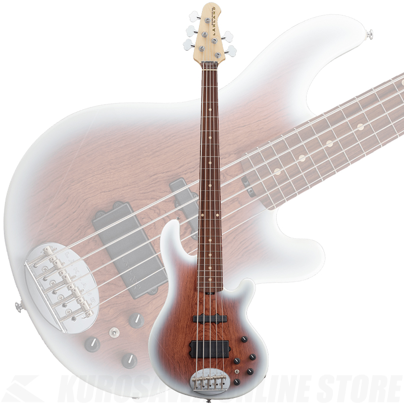 LAKLAND Shoreline Series SL55-94 Deluxe Bubinga Snow White Sunburst /Rose FB(ご予約受付中)【ONLINE STORE】