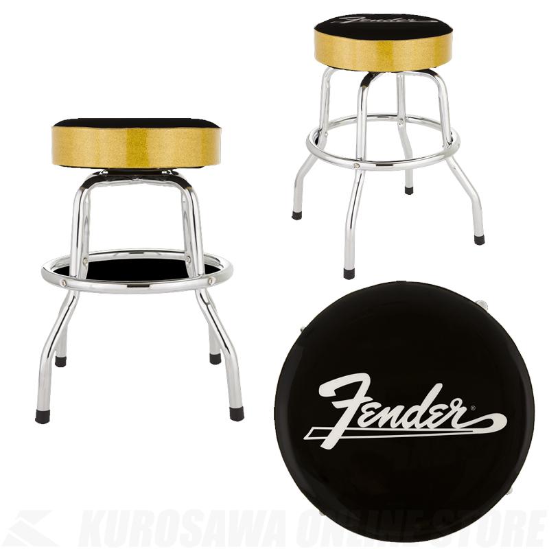 Fender Gold Sparkle Barstool 24inch Gold(ご予約受付中・納期要確認)【ONLINE STORE】