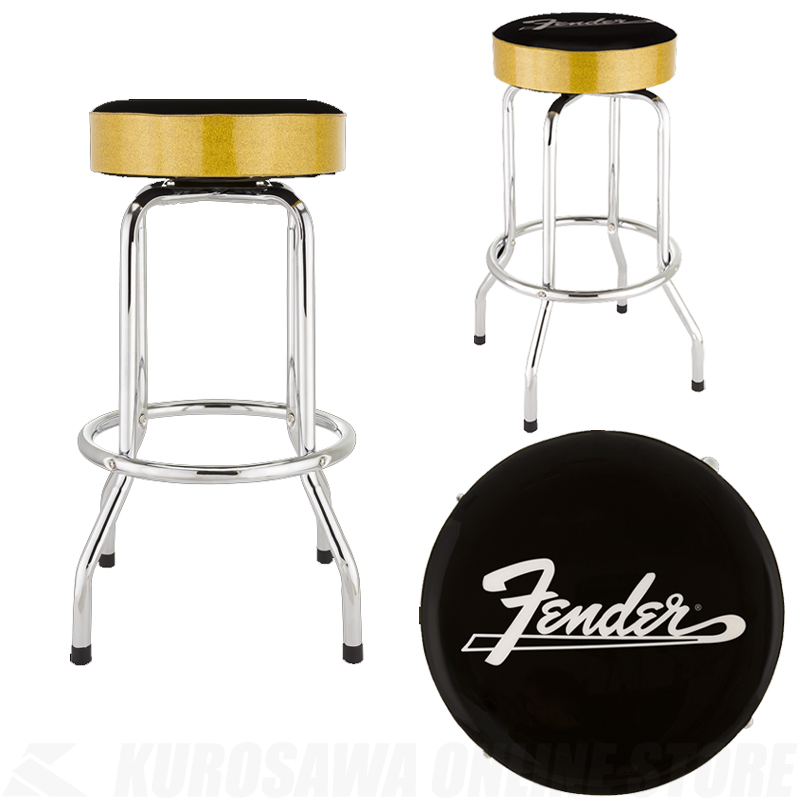 Fender Gold Sparkle Barstool 30inch Gold(ご予約受付中・納期要確認)【ONLINE STORE】