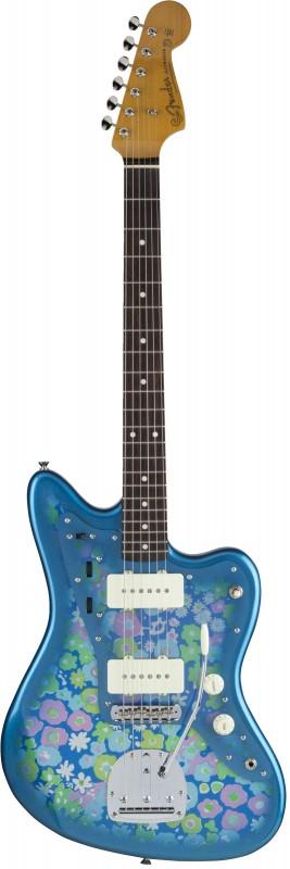 【500円引きクーポン】 Fender Made in Japan Traditional , MIJ MIJ in '60s Jazzmaster , Rosewood, Blue Flower [5356600350]【ONLINE STORE】, ムーンスター公式ショップ:0182896c --- totem-info.com