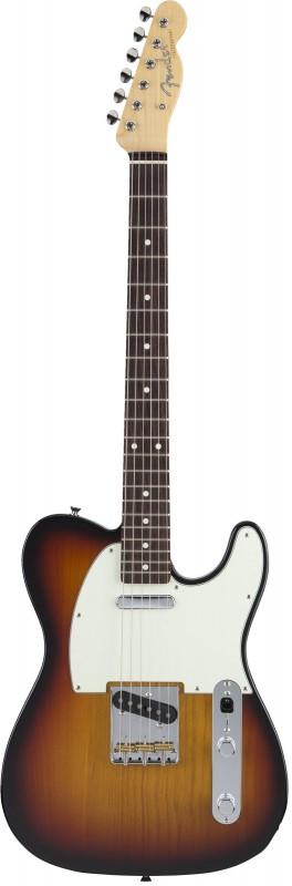 Fender Made in Japan Hybrid MIJ '60s Telecaster , Rosewood, 3-Color Sunburst [5651600300]【ONLINE STORE】