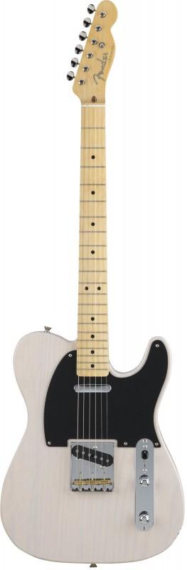 Fender Made in Japan Hybrid MIJ '50s Telecaster , Maple, US Blonde [5655002367]【ONLINE STORE】