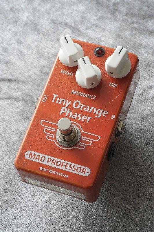 Mad Professor / マッドプロフェッサー Tiny Orange Phaser HW (ONLINE STORE)
