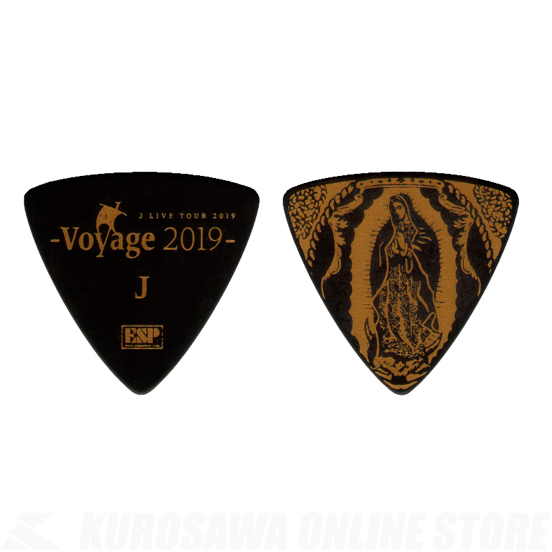 ESP Signature Pick Series J Model PA-LJ08-Voyage2019(ピック/100枚セット)【ネコポス】【ONLINE STORE】