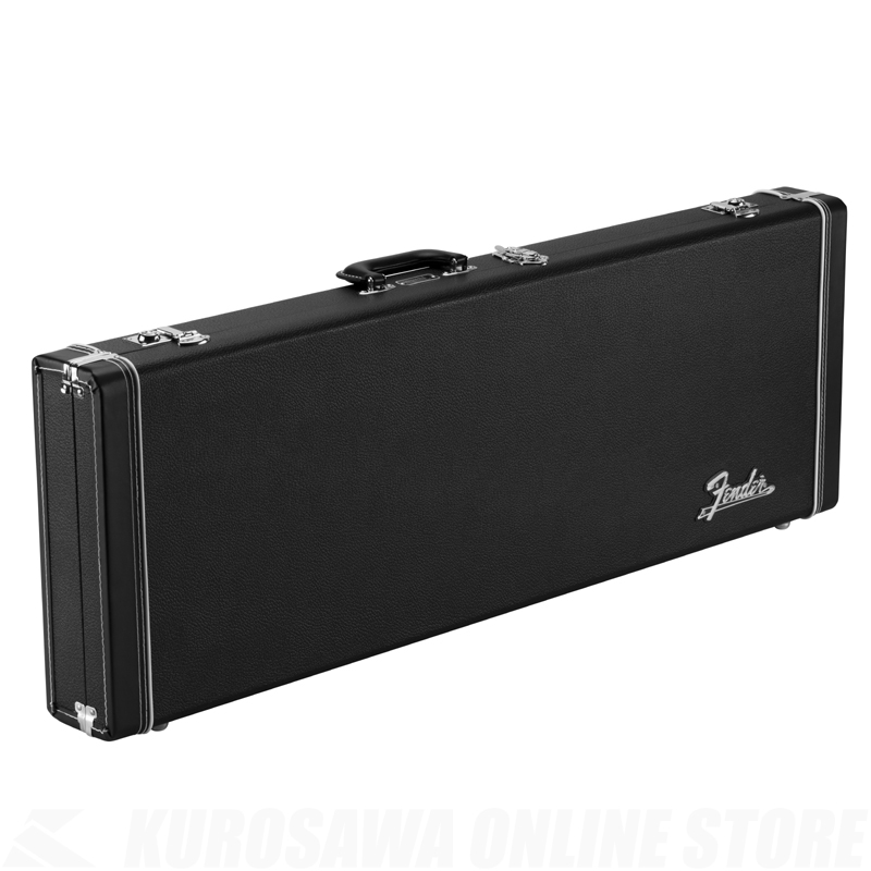 Fender Classic Series Wood Case-Strat/Tele, Black《エレキギター用ケース》【送料無料】【ご予約受付中】【ONLINE STORE】