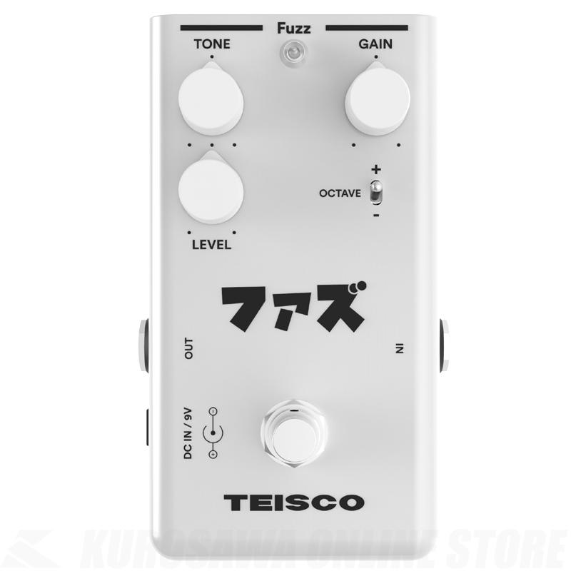 Teisco FUZZ PEDAL 《エフェクター/ファズ》【送料無料】【ONLINE STORE】