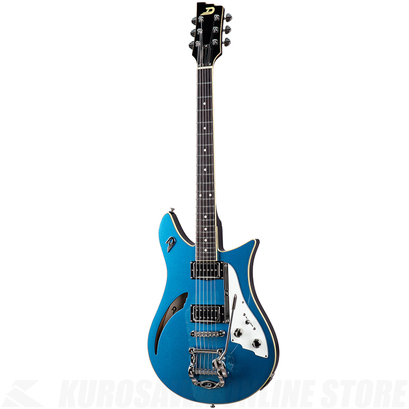 Duesenberg DDC-CTB Double Cat/Catalina Blue【送料無料】《サントアンジェロKANDOケーブルプレゼント!》【ONLINE STORE】