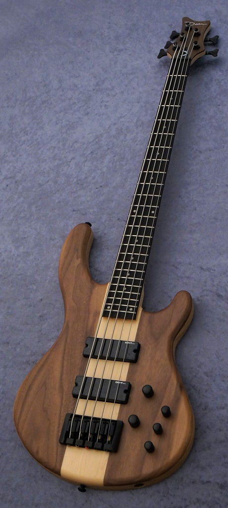 DEAN Edge Pro 5 String Walnut Satin Natural EP5 SEL WAL送料無料wnvm80N