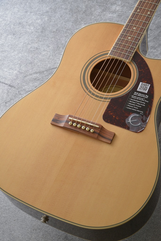 Epiphone AJ-220SCE (Natural)[EE2SNANH1]【送料無料】【ONLINE STORE】, ミシママチ a97067b7