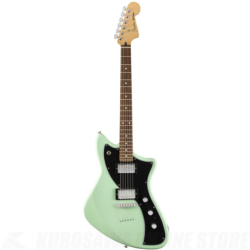 Fender Meteora, Pau Ferro Fingerboard, Surf Green【フェンダーアクセサリーキットプレゼント!】【ONLINE STORE】