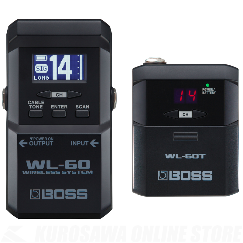 BOSS WL-60(Wireless System)【送料無料】【ご予約受付中】 【ONLINE STORE】