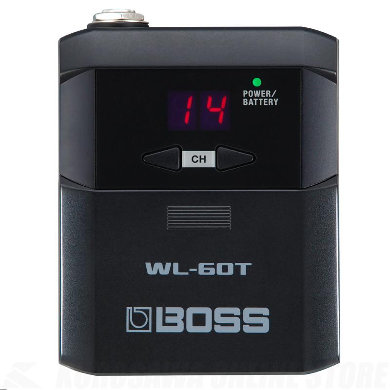 BOSS WL-60T(WL-60専用トランスミッター)【送料無料】《ご予約受付中》【ONLINE STORE】