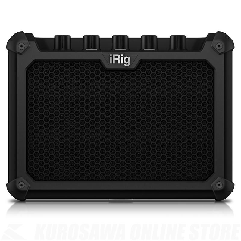 IK Multimedia iRig Micro Amp《ミニアンプ》【送料無料】【ONLINE STORE】