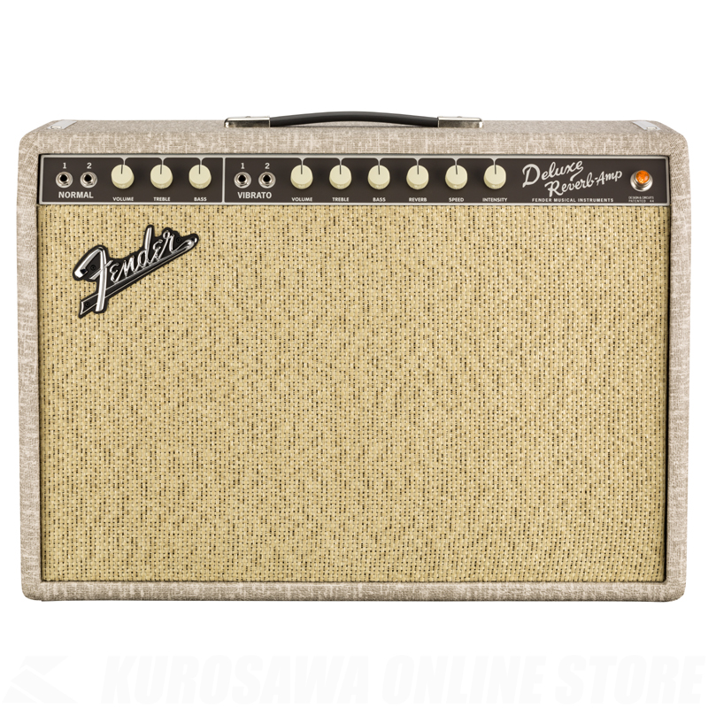 Fender Limited Edition '65 Deluxe Reverb Fawn Greenback[数量限定品]【送料無料】【ONLINE STORE】