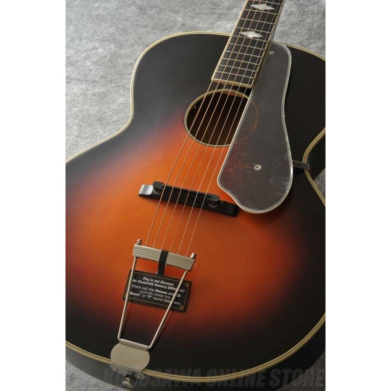 Epiphone Masterbilt De Luxe Acoustic/Electric Guitar(Vintage Sunburst)[ETD1VSNH1]《アコースティックギター/エレアコ》【送料無料】【ONLINE STORE】【現品限りの特別価格】