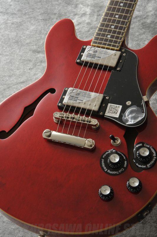 エレキギター/セミアコ Epiphone / エピフォン ES-339 Pro (Cherry)[ET33CHNH1] (ONLINE STORE)