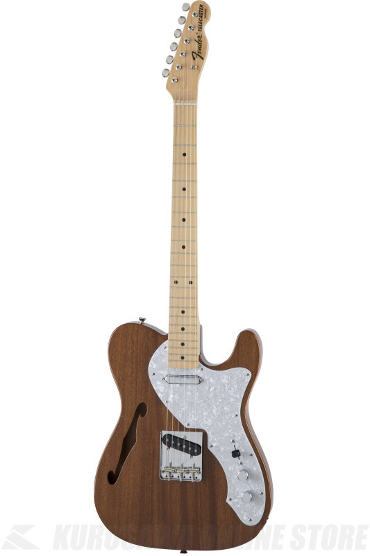 Fender Made in Japan Traditional 69 Telecaster Thinline (Natural)【送料無料】(ご予約受付中)【ONLINE STORE】