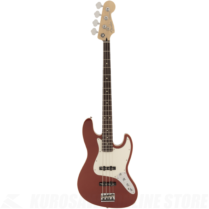 Fender Made in Japan Modern Jazz Bass,Sunset Orange Metallic【サントアンジェロケーブルプレゼント!】【ONLINE STORE】