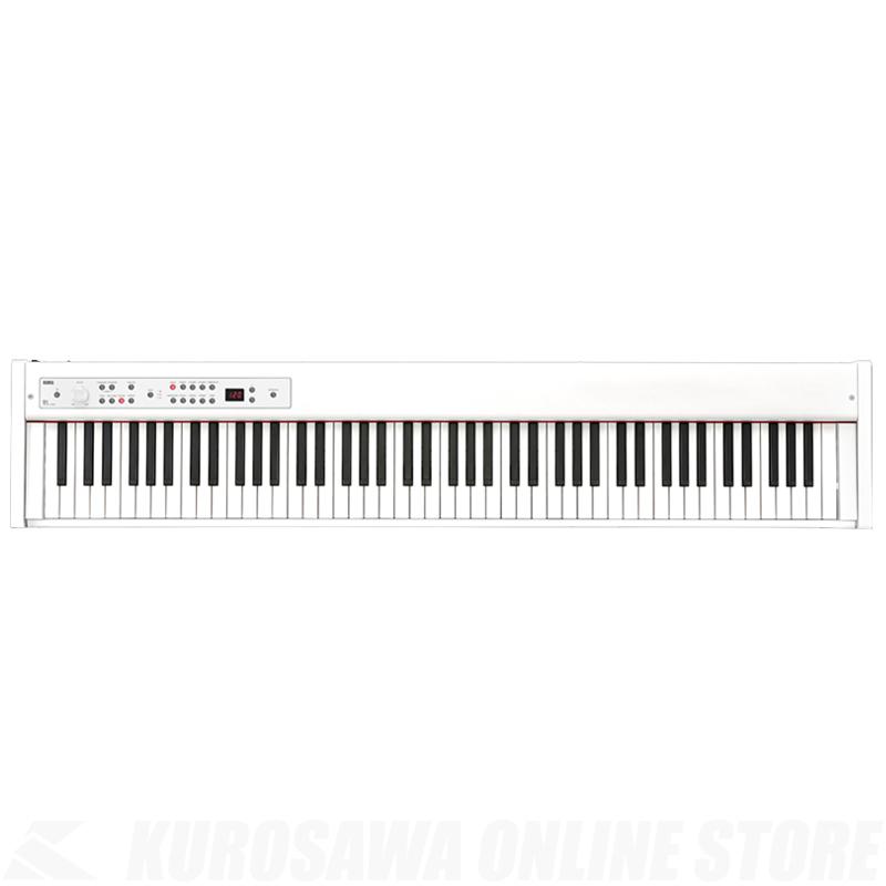 KORG DIGITAL PIANO D1 WH《デジタルピアノ》【送料無料】【ONLINE STORE】