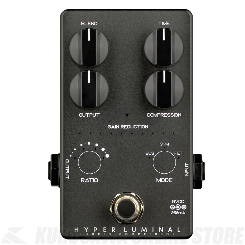 Darkglass Electronics Hyper Luminal Hybrid Compressor[Limited Color]【送料無料】【ONLINE STORE】