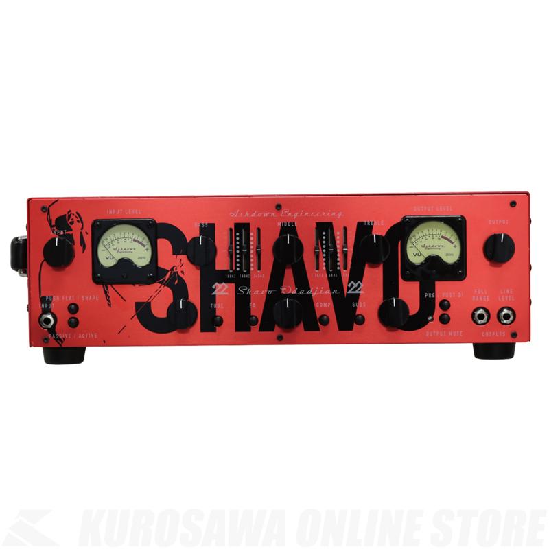 Ashdown Engineering 22-HEAD Shavo Signature Model【送料無料】【ONLINE STORE】