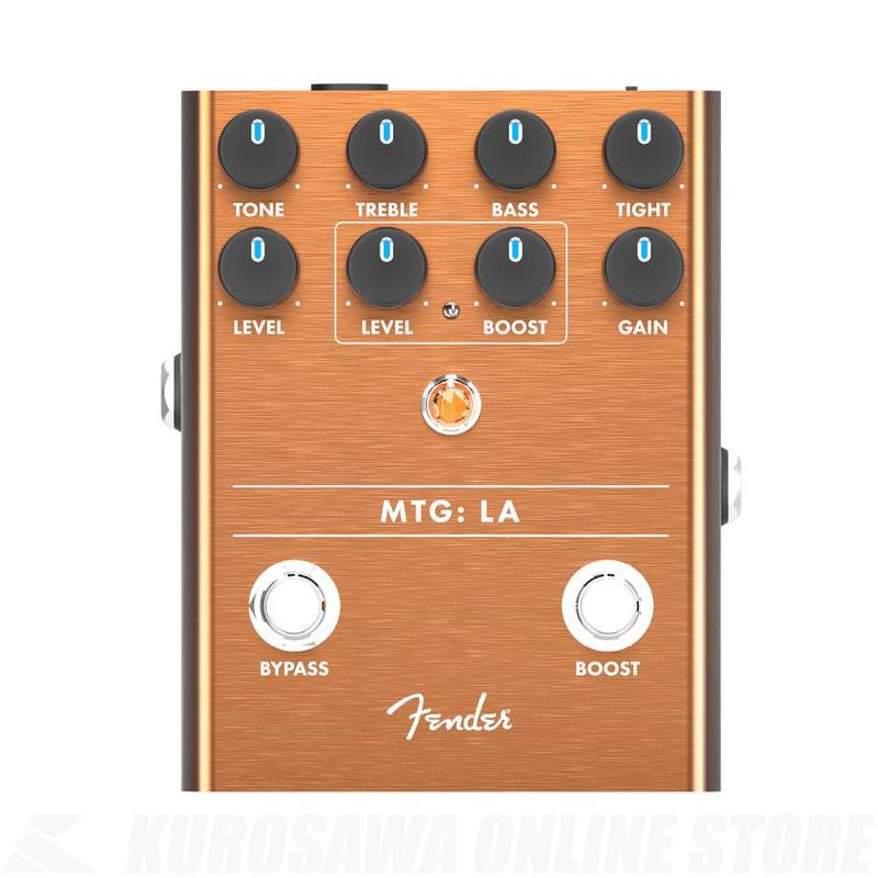 Fender MTG:LA TUBE DISTORTION《チューブディストーションペダル》【送料無料】【ご予約受付中】 【ONLINE STORE】
