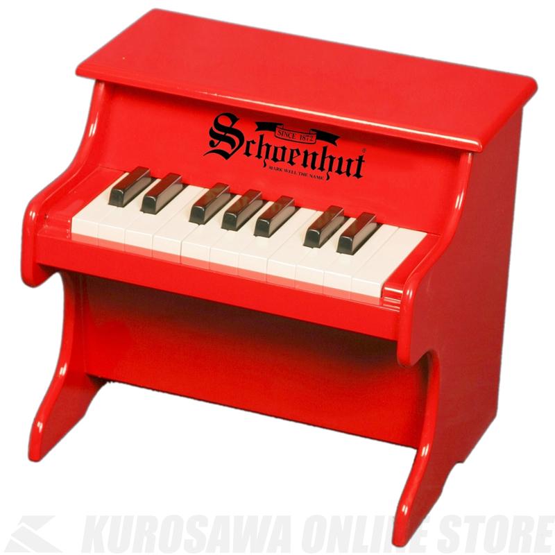 Schoenhut /シェーンハット 18-Key Red
