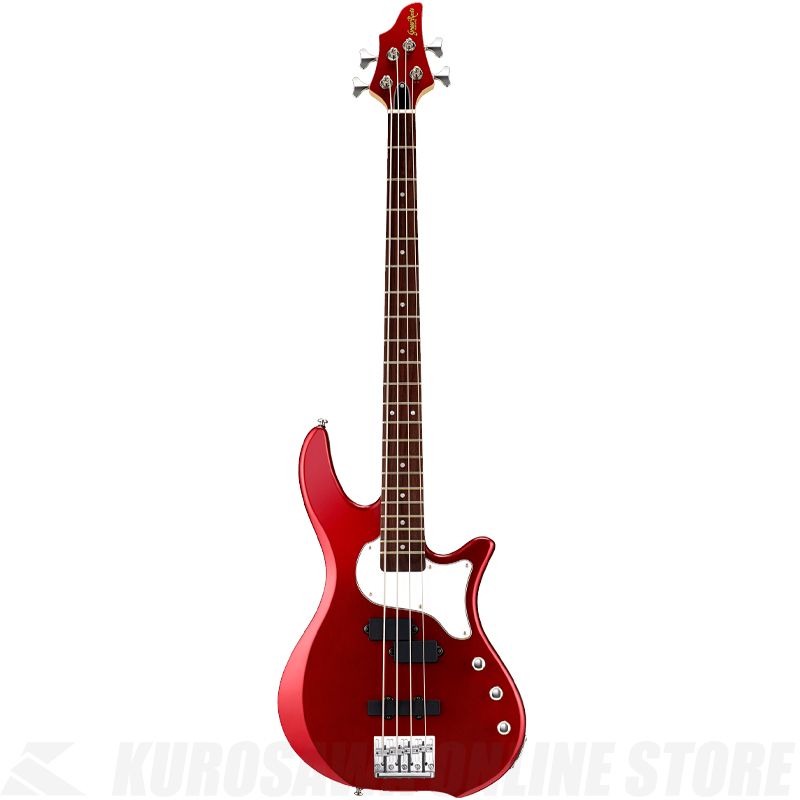 GrassRoots /グラスルーツ G-BB-DLX Candy Apple Red[Original Series]【Nine Musicアクセサリーパックプレゼント!】【ONLINE STORE】