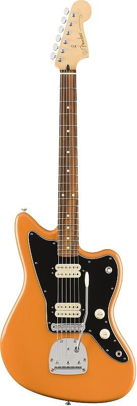 Fender Player Jazzmaster, Pau Ferro Fingerboard, Capri Orange 【ONLINE STORE】