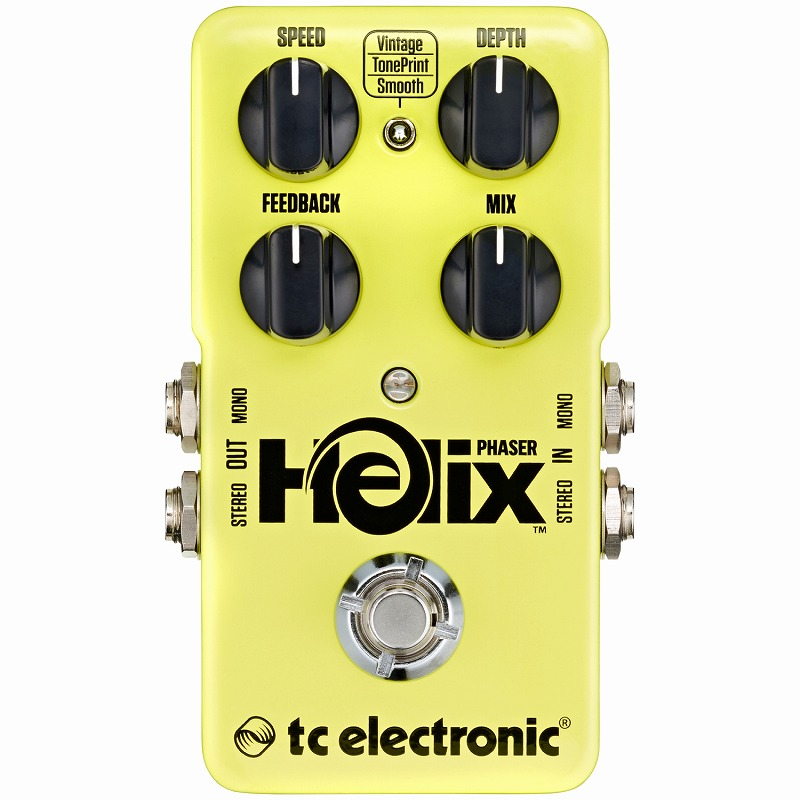 tc electronic HELIX PHASER [フェイザー・サウンド]【ONLINE STORE】