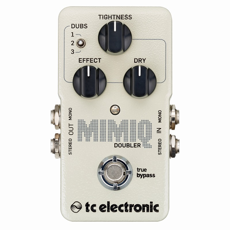 tc electronic MIMIQ DOUBLER [ダブリング・プロセッサー]【ONLINE STORE】