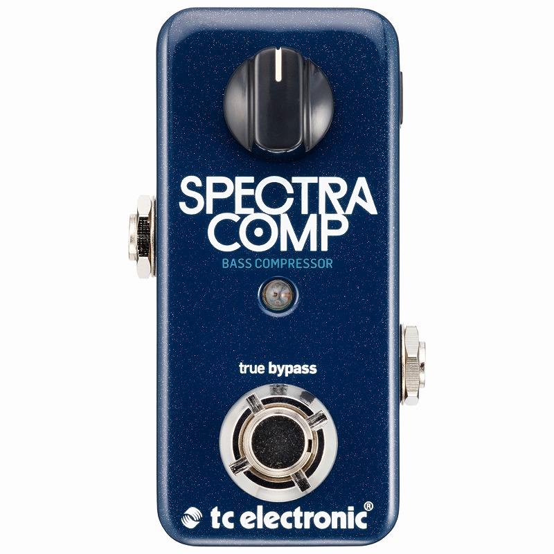 tc electronic SPECTRACOMP BASS COMPRESSOR [ベースコンプレッサー]【ONLINE STORE】