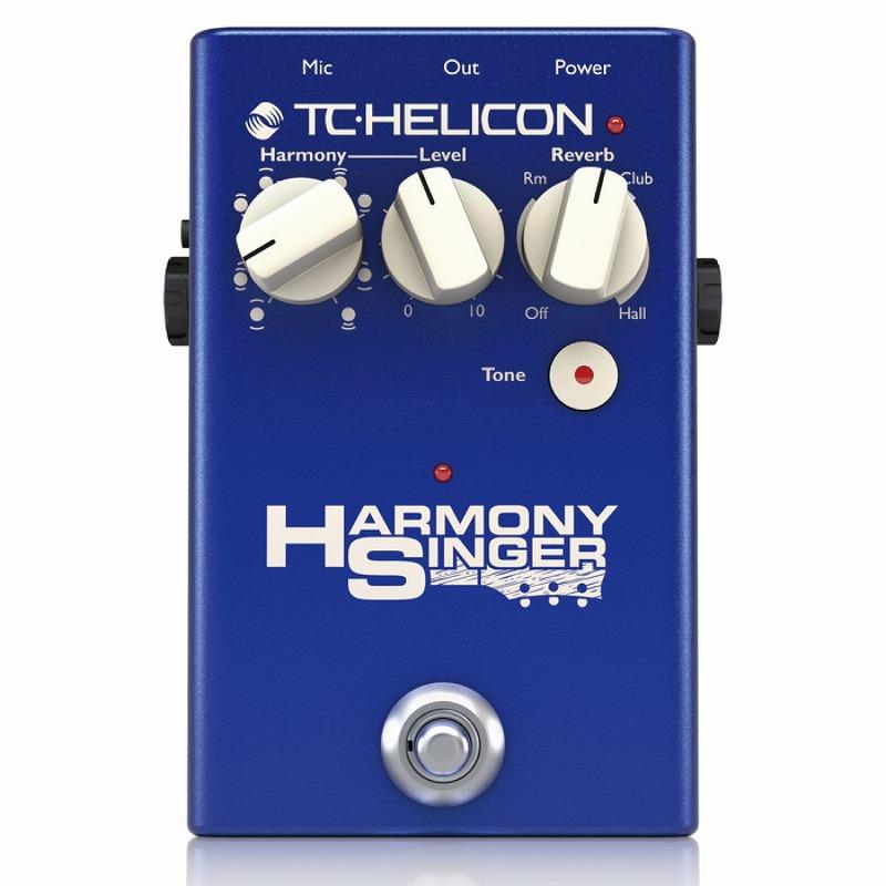 TC-Helicon HARMONY SINGER 2 [ストンプボックス]【ONLINE STORE】