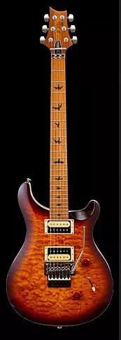 【エレキギター】《PRS》 Paul Reed Smith SE Custom 24 Roasted Maple Limited Floyd Rose -Tobacco Sunburst- (ONLINE STORE)