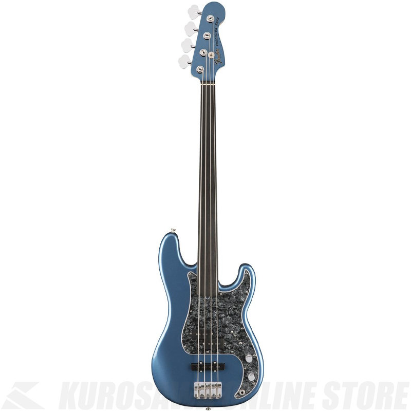Fender Tony Franklin Fretless Precision Bass Lake Placid Blue [受注生産品]【送料無料】(ご予約受付中)【ONLINE STORE】