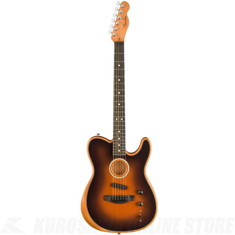Fender American Acoustasonic Telecaster Sunburst【Nine Musicアクセサリーパックプレゼント】(ご予約受付中)【ONLINE STORE】