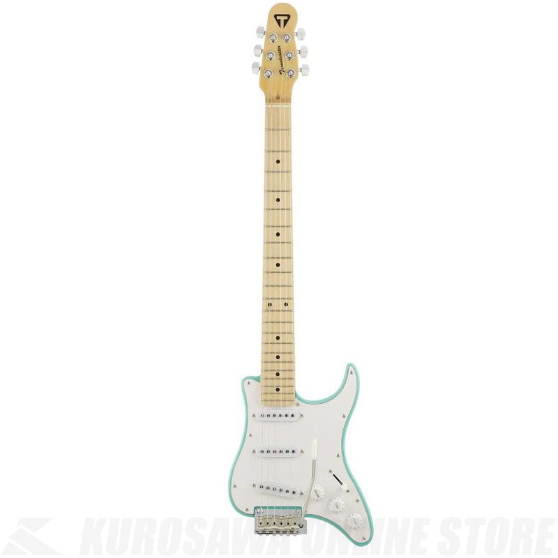 Traveler Guitar Travelcaster Deluxe,Surf Green《トラベラーギター》【送料無料】【ONLINE STORE】