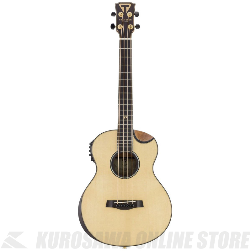 Traveler Guitar CL-3BE BASS(SPRUCE TOP)【送料無料】《サントアンジェロケーブルプレゼント!》【ONLINE STORE】