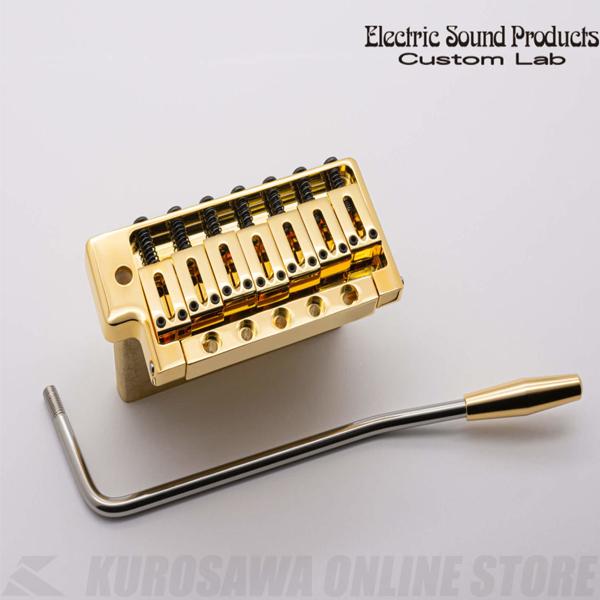 ESP FLICKER-III 7string Gold【ONLINE STORE】