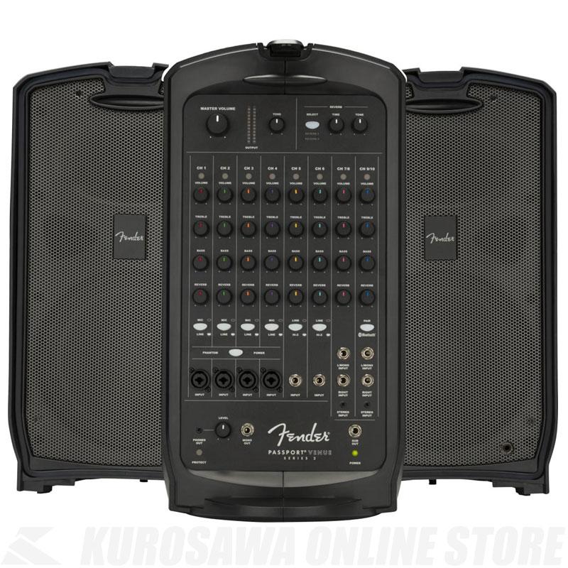 Fender Passport Venue Series 2 【送料無料】《ポータブルオーディオシステム》【ONLINE STORE】