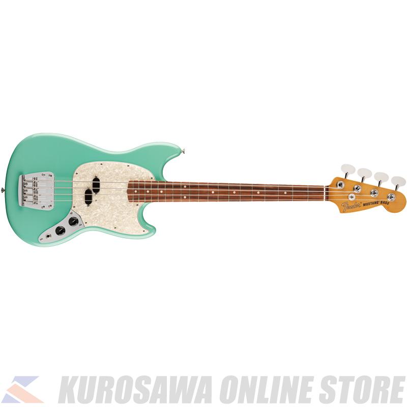 Fender Vintera '60s Mustang Bass -Seafoam Green-【ONLINE STORE】
