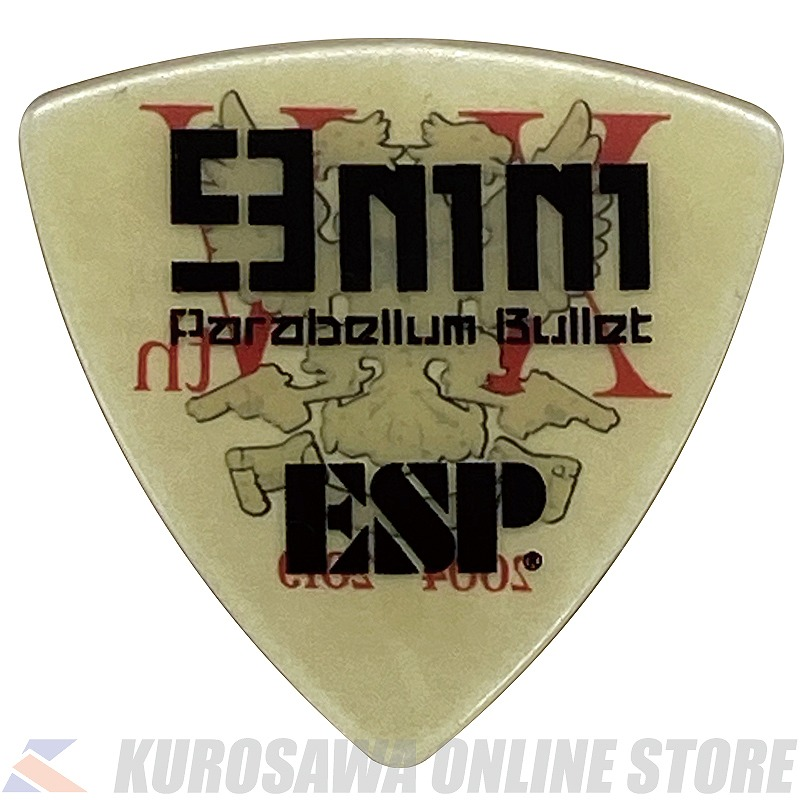 ESP PA-9mm-15th 3000枚限定《100枚セット》【ネコポス】【ONLINE STORE】