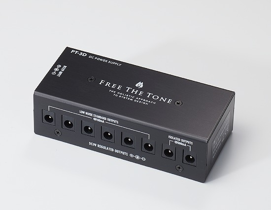 Free The Tone PT-3D DC POWER SUPPLY 【OUTLET】【ONLINE STORE】