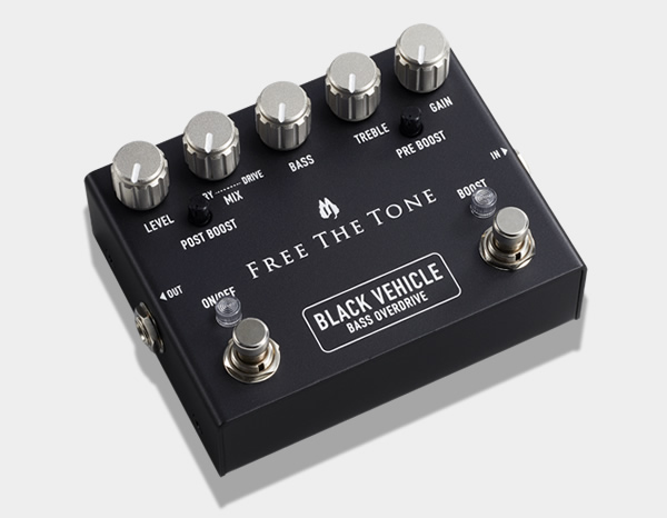 Free The Tone BLACK VEHICLE BV-1V 【OUTLET】【ONLINE STORE】