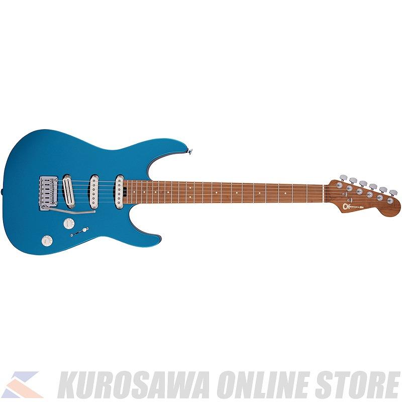 Charvel Pro-Mod DK22 SSS 2PT CM Electric Blue【ONLINE STORE】