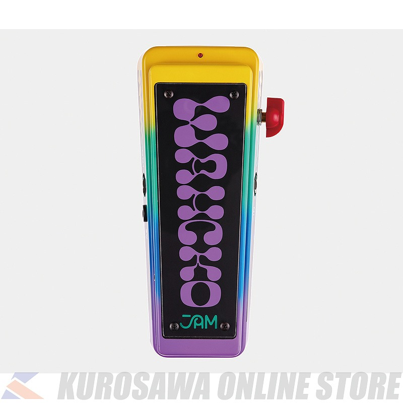 JAM pedals Wahcko wah-wah【ONLINE STORE】