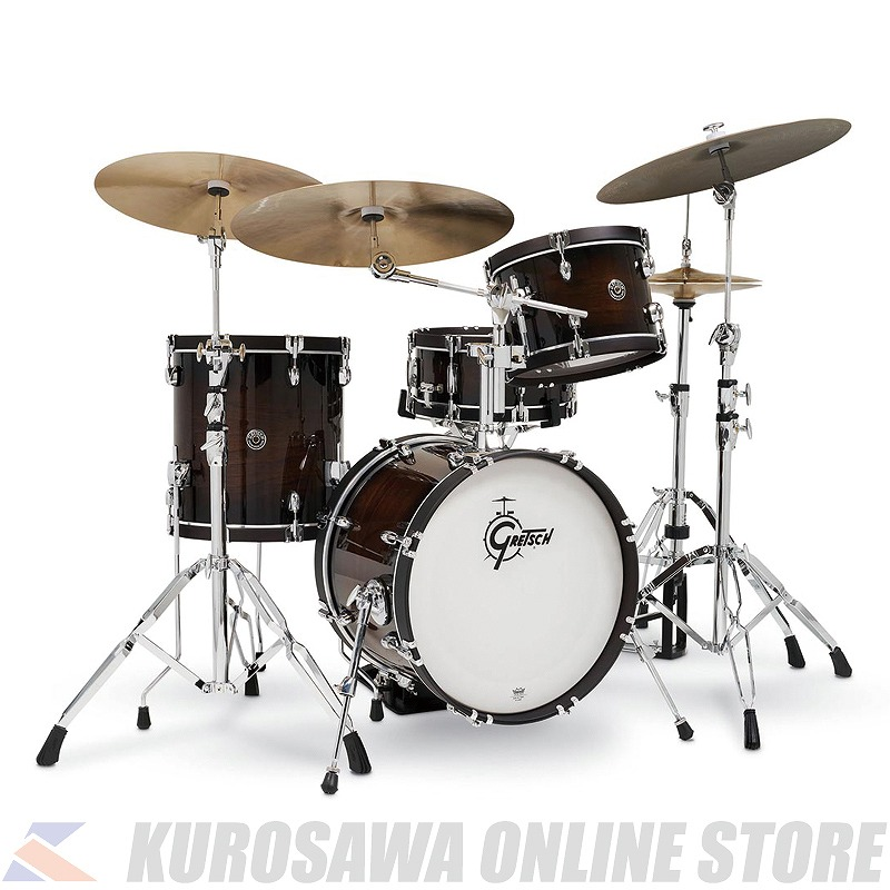 Gretsch CS2-J484 Catalina Special Edition -Walnut Burst Lacquer-【ONLINE STORE】